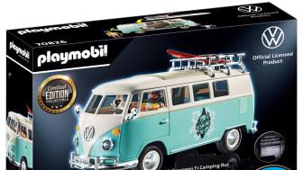 70826 Volkswagen T1 Camping Bus - Special Edition von PLAYMOBIL
