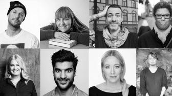 Jurymedlemmar i Storytel Awards 2019.