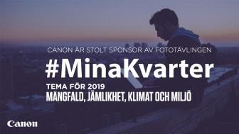 Fototävling på Instagram mellan- och högstadieelever i Järvaområdet.