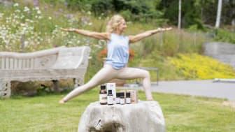 Svensk Hälsokost på Yoga Games 2020