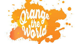 Orange Day är ett initiativ av FN som sätter ljus på mäns våld mot kvinnor.