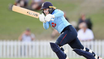 Player of the Match Tammy Beaumont scored 71. Photo: Getty Images