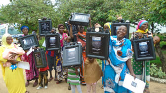 Greencarrier and Solvatten in collaboration for safe water and better lives
