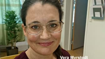 Mångfald och Givers Gain framgångsfaktorer för teamet och teamledaren Vera Myrstedt