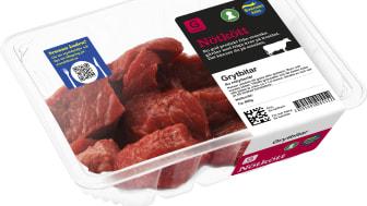 Lär dig mer om kött via QR-koder