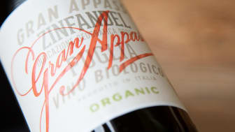 Italienska vinexperten Luca Maroni ger höga poäng (97 poäng) till Gran Appasso Organic 2019