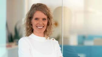 """Angie Hagemann, Chief Construction Officer von Deutsche Glasfaser: """"Unser gemeinsames Ziel ist und bleibt, die Digitalisierung in Deutschland zu beschleunigen."""" (DG)"""