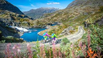 Rallarvegen fra fjell til fjord er en flott opplevelse