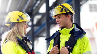 I Göteborgs Hamn AB är nästan varannan chef kvinna men fler inom mansdominerade tjänster behövs för att skapa en helt jämställd arbetsplats.