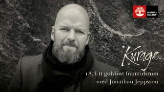 Nytt poddavsnitt Kurage #18 Ett golvlöst framtidsrum – med Jonathan Jeppsson