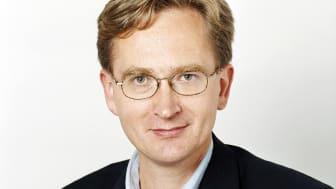 Joakim Dillner, Årets Cancernätverkare 2018.