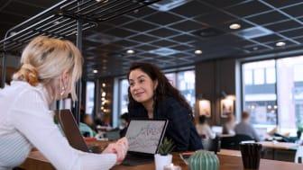 Blocket går in som huvudpartner till eventet Female Founders för en jämställd svensk techbransch.