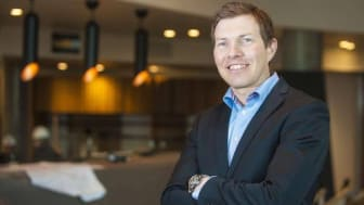 Øyvind Alapnes ny nordenchef för hotellkedjan Clarion Collection