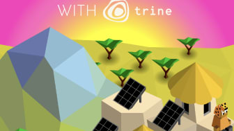 The Battle of Polytopia, ett populärt mobilstrategispel investerar vinster i solenergiföretaget Trine