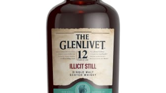 The Glenlivet Illicit Still 12YO