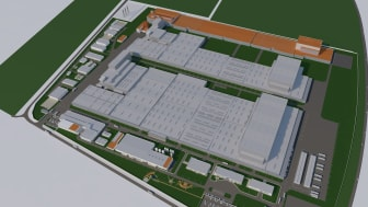 Hankook Tire bygger ut sin europeiska fabrik i Ungern