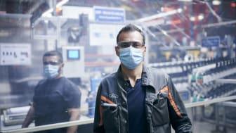 Ford starter opp sine europeiske fabrikker med strenge smittevernregler