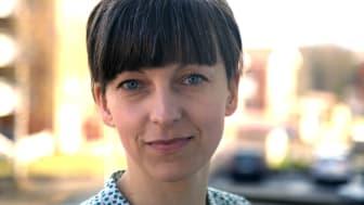 Kristina Belancic, doktorand, Institutionen för språkstudier Foto: Pedro Lopes