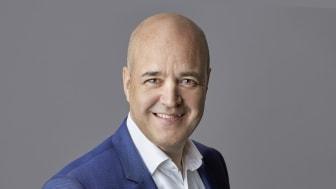 Fredrik Reinfeldt talar om en föränderlig värld och framtidens bostadsmarknad på Elmia Future Living 28-29 september. Foto: Peter Knutson.
