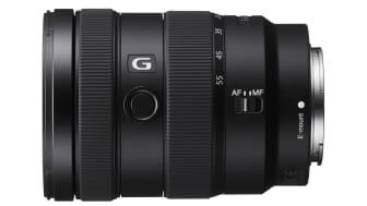 Sony étend sa gamme optique avec deux nouveaux modèles APS-C™