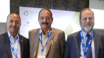 SRF17 Presidents of the India, Bangladesh and Pakistan ship recycling associations
