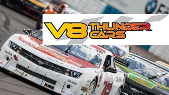 V8 Thunder Cars – nytt namn på Sveriges största racingklass