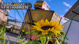 Parkeringsytor blir till en minipark när stadsfestivalen PARK(ing) Day intar hamnen den 18 september.