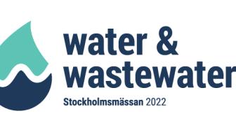 Premiär för VA-branschens nya mötesplats Water & Wastewater hösten 2022