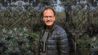 André M de Roos erhåller Kungens miljöprofessur 2021/22 BildLiliana Hensel