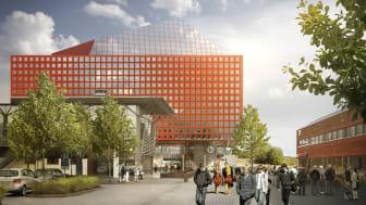 Nytt studenthus för ökad samverkan på Campus Valla