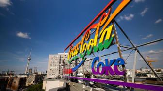 """""""Wir leben Vielfalt"""": Coca-Cola wird Partner des WorldPride 2021 und setzt in Deutschland ein Zeichen für Toleranz und Vielfalt"""