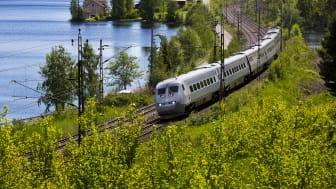 Borås får nytt direkttåg till och från Stockholm med SJ