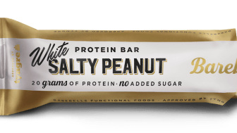 White Salty Peanut