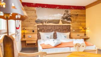 gemütliches Doppelzimmer (Quelle: Hotel & Restaurant Köhlerhütte - Fürstenbrunn)