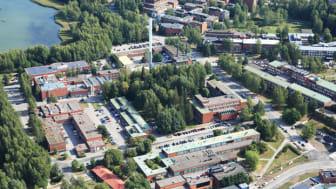 Kuva: Aalto-yliopisto / Suomen Ilmakuva Oy