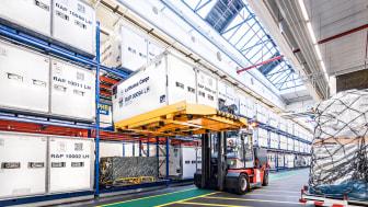 Lufthansa Cargo Pharma Hub Frankfurt