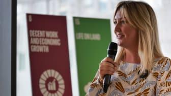 A Sustainable Start, frukostseminarium med hållbarhetsfokus på Clarion Hotels