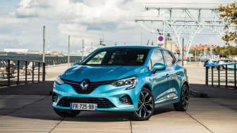 Engelsk prisregn over Renault