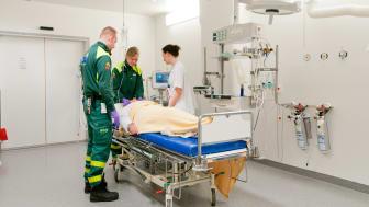 Pressinbjudan: Unikt dansk-skånskt samarbete om utbildning av akutläkare