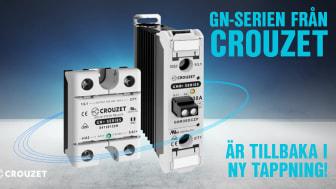 GN-serien från Crouzet är tillbaka i ny tappning.