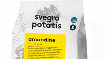 Amandine Svegro Delikatesspotatis