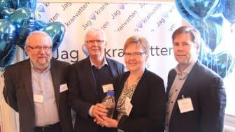 Vimmerby finalister i Kranvattentävlingen 2015