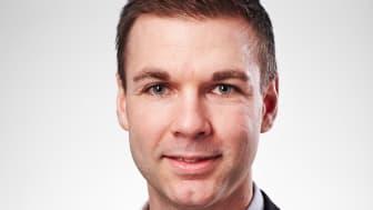 Chef Försäljning och kundsupport Nicklas Romell