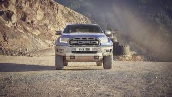 Ny Ford Ranger Raptor