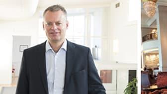Michael Johansson, affärsområdeschef och ansvarig för Regins standardprodukter