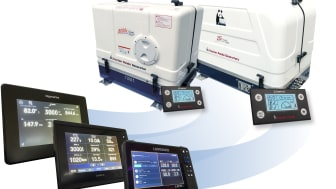 Fischer Panda generators can communicate with the leading chartplotters