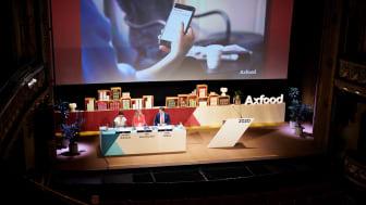 Förändring i valberedningen inför Axfoods årsstämma 2021