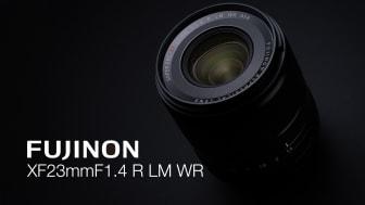 FUJINON XF23mmF1.4 R LM WR