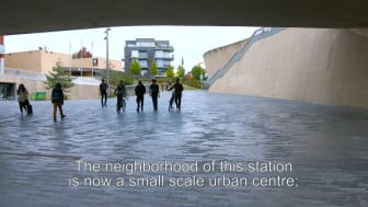 Urban Insight - Urban Space for People on the Move, the Living City