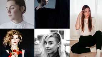 Koncertformatet HUN SOLO sætter nye benspænd for fem kvindelige musikere